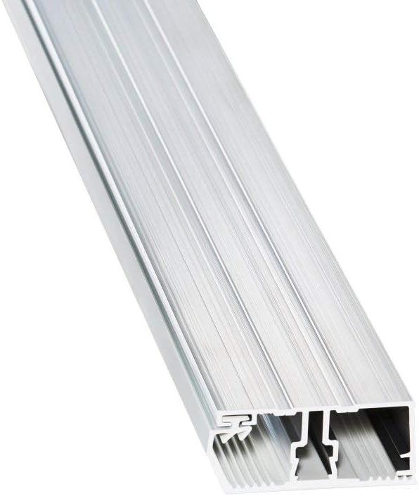 Alu Rand Komplettprofil für 16mm Doppelstegplatten Stegplatten Glas