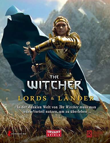 The Witcher - Lord & Länder: Sichtschirm-Set