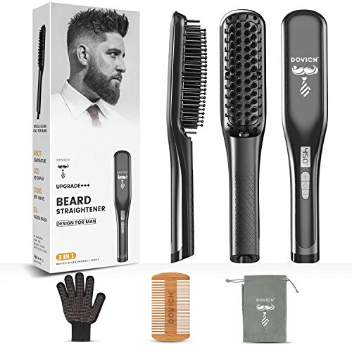 75% off Men's Beard Straightener Use Promo Code: 56BCQOIR There is no quantity limit