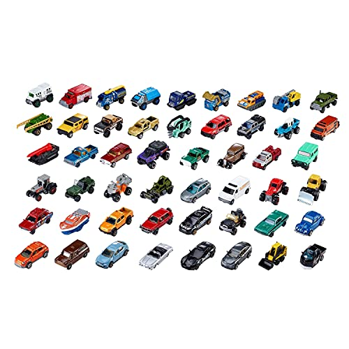 Matchbox 50 Car Pack Variety of Realistic Working...