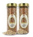 Brezzo Mezcla de Cereales: Cebada Perlada, Farro, Avena y Lentejas   450 Gramos