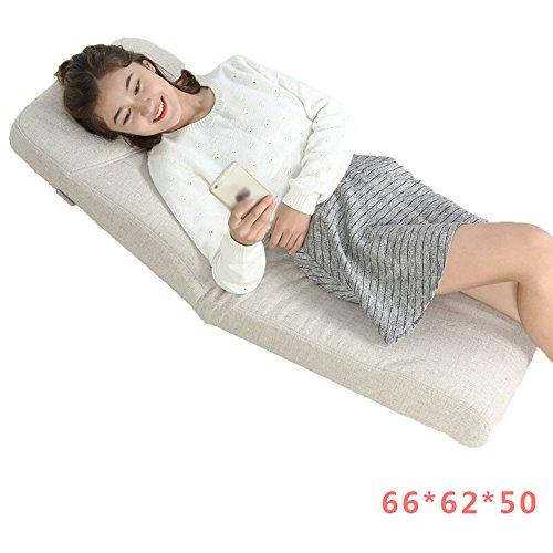 Canapé Canapé paresseux, chaise pliante, canapé décontracté chaise (Couleur : 1#, taille : 66 * 62 * 50cm)