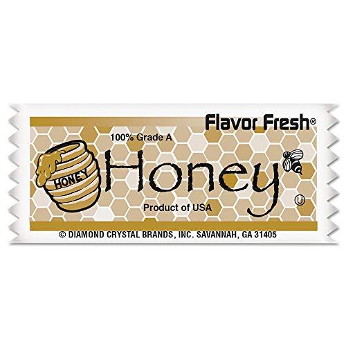 DIAMOND CRYSTAL BRANDS FLAVOR FRESH Honey Pouches, .317oz Packet, 200/Carton (79001)