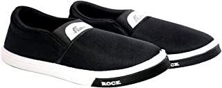 Tryviz Black Supper Quality Casual Shoes Loafers Comfortable Shoes for Boys & Kids