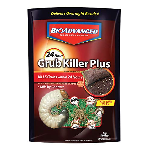 BioAdvanced, Granules, Bayer Advanced 700745S 24 Hour Grub Killer...