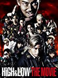 HiGH & LOW THE MOVIE(豪華盤)[DVD]