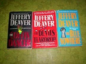 3 - Jeffery Deaver (The Coffin Dancer - The Devil's Teardrop - The Blue Nowhere)