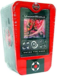 Chaotic Card Game 2008 Scanner Deck Box Holiday Tin Underworld