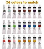 Immagine 2 colori acrilici 24 x 12