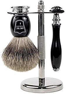 Amazon.es: Taconic Shave & Parker Safety Razor - Afeitado manual ...