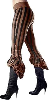 Renaissance Gótico Steampunk Pantalones