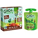 48-Count GoGo squeeZ Apple Cinnamon 3.2 Ounce Applesauce