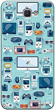 Capa Personalizada para Galaxy j7 Prime Vídeo Games - VT13