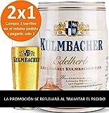 Barril Cerveza 5 Litros - Barriles de Cerveza 5 Litros con posavasos gratis - Barril Cerveza 5L - Cerveza Alemana Premium - Cerveza Barril - Barriles Cerveza - Regalos...