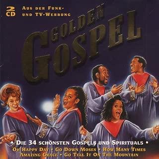 Wonderful Gospels (Compilation CD, 34 Tracks)