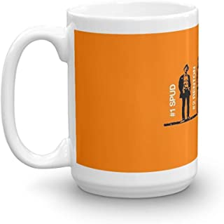 T2: Trainspotting 2. 15 Oz Ceramic Glossy Mugs Gift For Coffee Lover. 15 Oz Ceramic Coffee Mugs With C-shape Handle, Comfortable To Hold