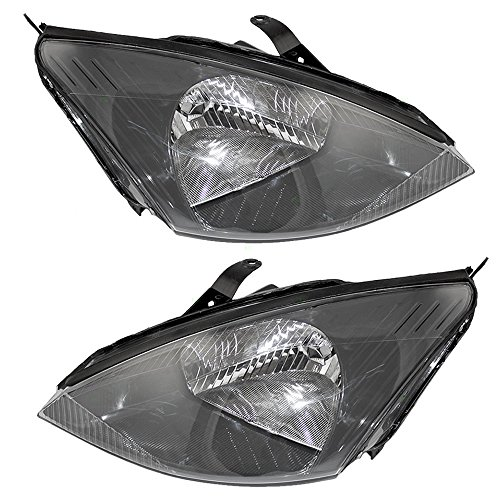03 ford focus headlight assembly - 1