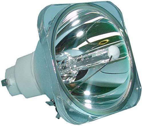 satukeji Bombilla Desnuda Compatible 310-7578 / GF538 / 725-10089 para Bombilla de lámpara de proyector DELL 2400MP sin Carcasa
