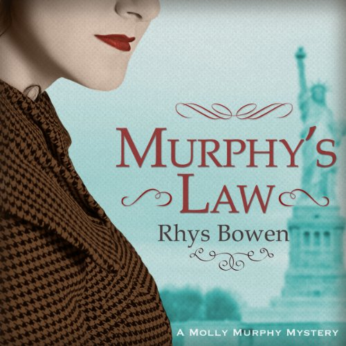 Murphy's Law audiobook cover art