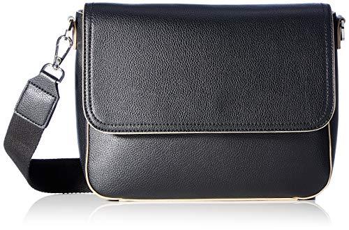 s.Oliver (Bags) Damen 201.10.101.30.300.2061012 Tasche, Schwarz (9999), 26 x 9 x 20 cm, D1
