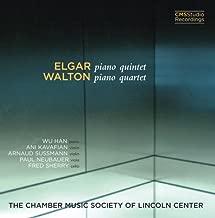 Elgar Piano Quintet / Walton Piano Quartet