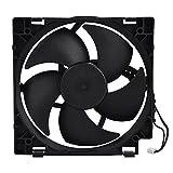 Socobeta Ventilador de enfriamiento Mini Ventilador de disipación de Calor rápido sin Ruido para Consola de Juegos(Xbox One s)