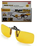 Spartan Night Vision unisex Clip On Goggles for driving || Unisex Night vision Glasses|| Clip on...