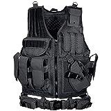UTG 547 Law Enforcement Tactical Vest, Army Digital