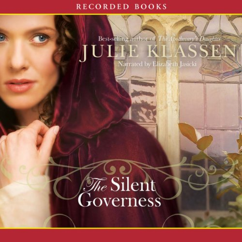 The Silent Governess audiobook cover art