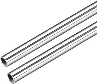 Chenxi Shop 4/pi/èces OD 1,1/mm x 0,7/mm ID inoxydable Tuyau en acier inoxydable 304/Tube capillaire Longueur 250/mm