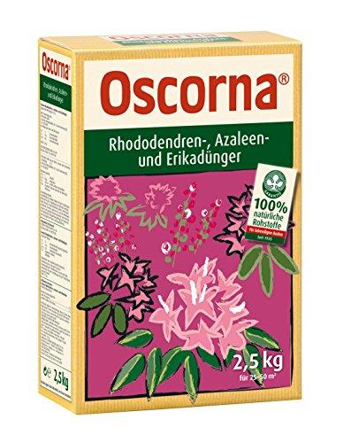 Oscorna Engrais pour Rhododendron, 2,5 kg