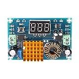 Akozon Modulo Convertitore Boost, XH-M411 Convertitore Step-up Digitale CC-CC Boost Board Modulo Alimentazione 3-35V a 5V-45V 5A, Modulo di Alimentazione Caricabatterie