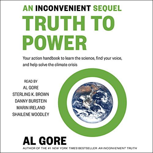 An Inconvenient Sequel audiobook cover art