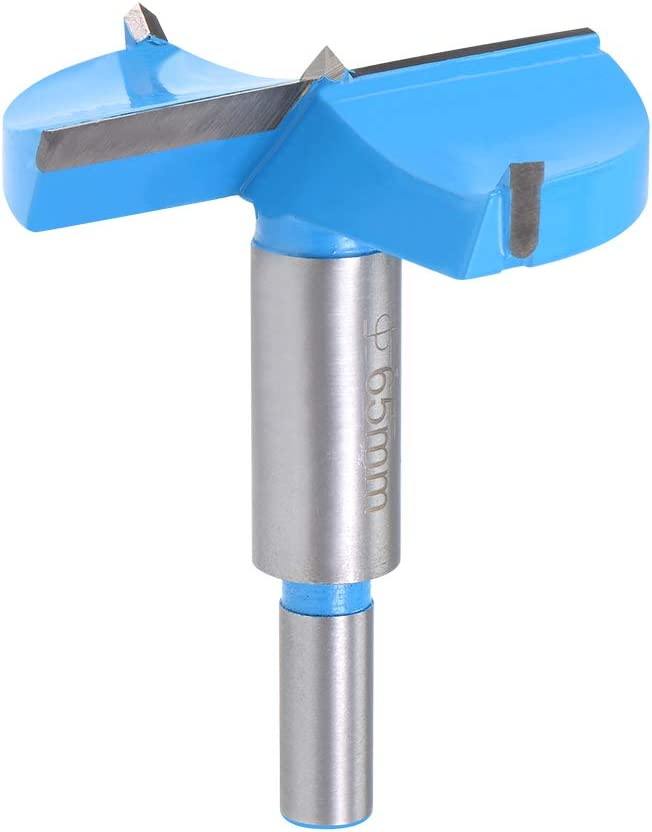 uxcell Forstner Drill Recommendation Bits 65mm Tungsten Carbide Hole Saw Max 52% OFF Wood