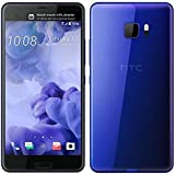 HTC U Ultra 64GB GSM Unlocked Smartphone, Sapphire Blue (Dual-Display, 16MP/12MP Cameras, 3D Audio, HTC Sense)