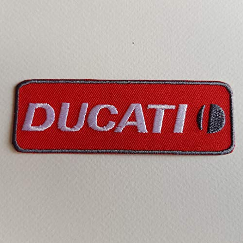 BLUE HAWAI Ecusson Patches aufnaher Toppa termoadhesiva–Ducati