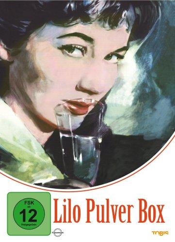 Lilo Pulver Box (2 DVDs)