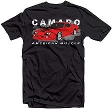 Aggressive Thread 3rd Gen Chevy Camaro American Muscle T-Shirt