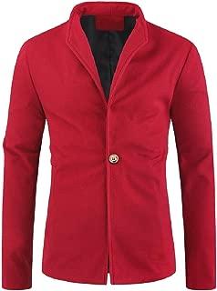 Best red wool blazer mens Reviews