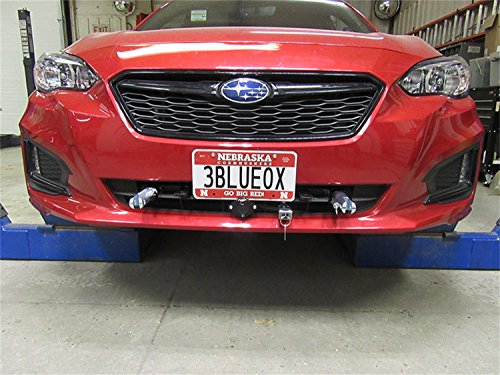 Review Blue Ox BX3623 Tow Bar Base Plate Incl. Removable Attachment Tabs Install Time 3 hrs. Tow Bar...