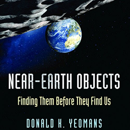 Near-Earth Objects audiobook cover art