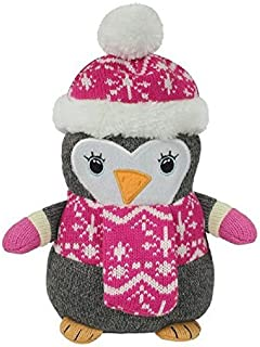 Aroma Home Lavender Penguin Microwaveable Knitted Cosy Friend by Aroma Home