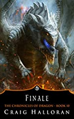 Finale: The Chronicles of Dragon Series 1 (Book 10 of 10)
