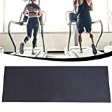 <span class='highlight'><span class='highlight'>libelyef</span></span> Treadmill Pad, Exercise Equipment Mat, Multifunctional Wear-resistant Treadmill Mat, High Density Personal Fitness Equipment Mats For Protective Safety Flooring Home Gym, Garage, 120x60cm