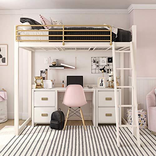 Monarch Hill Haven Single Pedestal Kids Desk White - Little Seeds