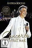 Live In Central Park [DVD]