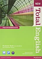 New Total English Pre-Intermediate Student Book with ActiveBook CD-ROM