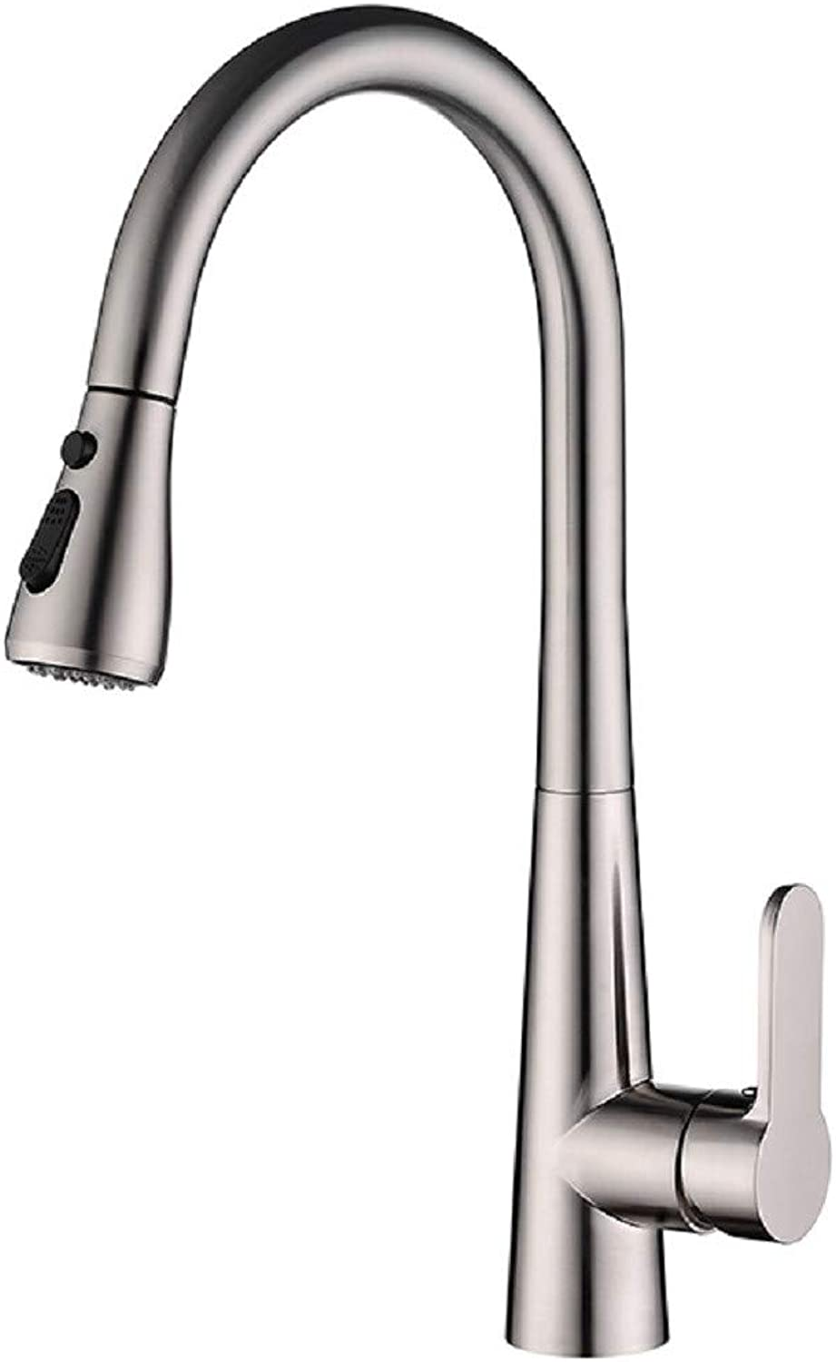 Kitchen Tap Pull-Out Kitchen Hot and Cold redary Tank Wash Vegetable Basin Telescopic Tap Kitchen Taps Kitchen Sink Mixer Taps Basin Tap