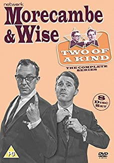 Morecambe & Wise: Two Of A Kind - The Complete Series