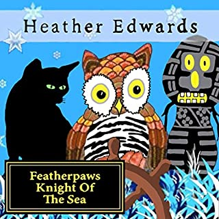 Featherpaws: Knight of the Sea audiobook cover art